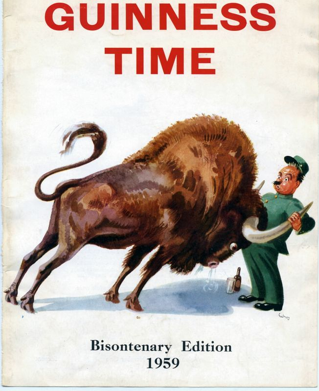 Guinness Time Bisontenery Edistion 1959