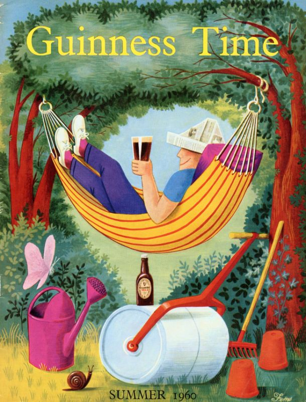 Guinness Time Summer 1960